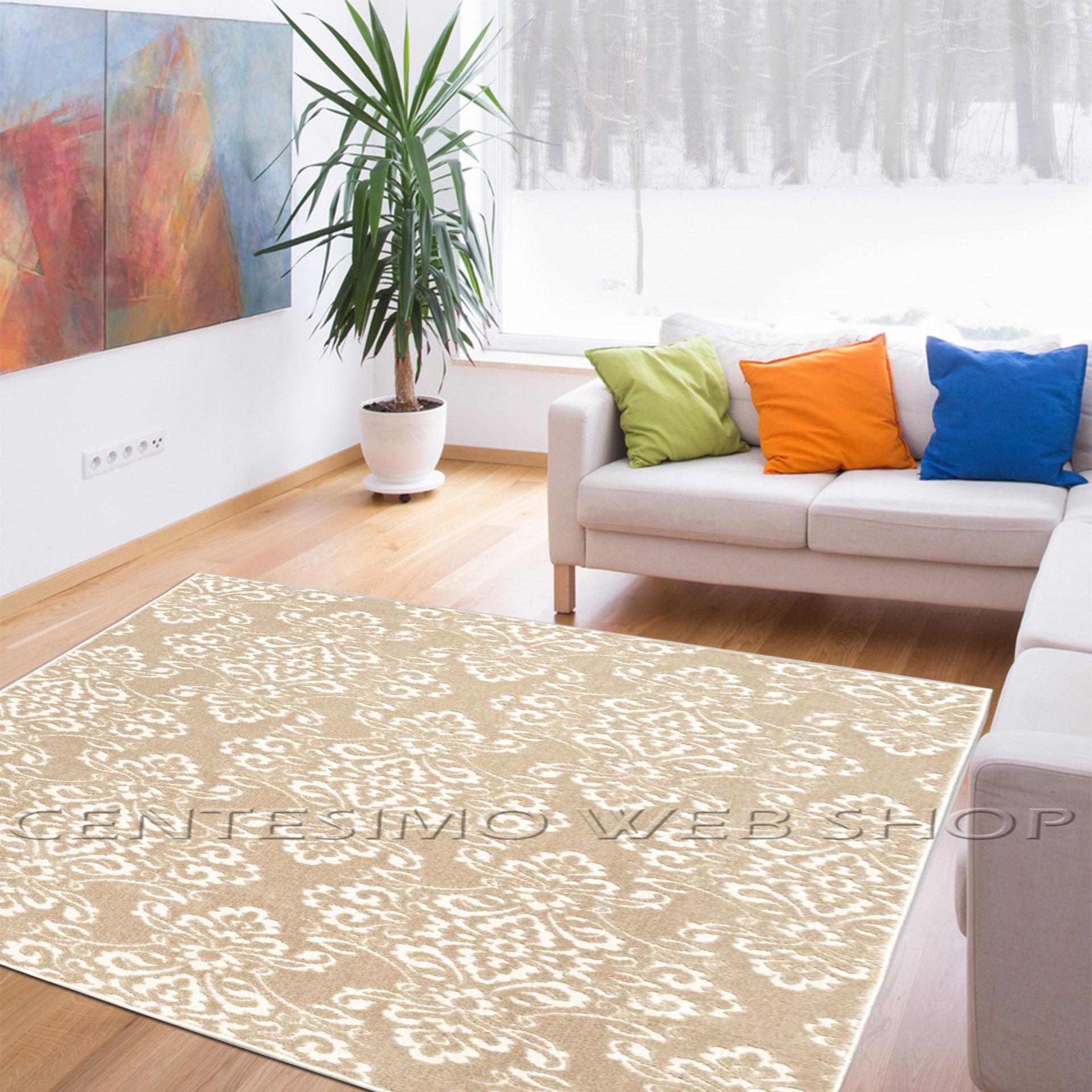 Tappeti salotto rosso idee per il design della casa for Tappeti per soggiorno online