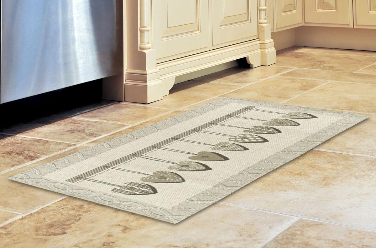 Tappeto cucina in 6 misure 3 colori passatoia tappetino - Tappetino cucina ...