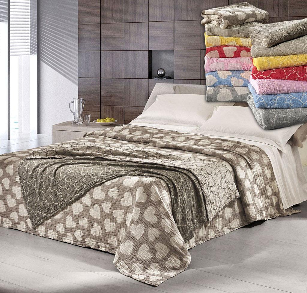 Copriletto copridivano 3 misure multiuso telo copritutto gran foulard cuori myst ebay - Gran foulard divano ...