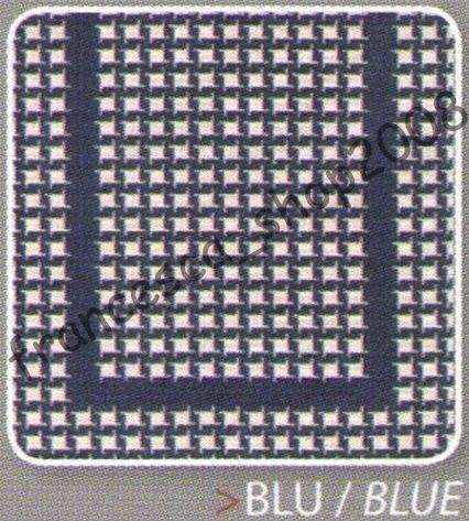 tappeto passatoia da cucina pied de poule 55x80-55x115-55x140-55