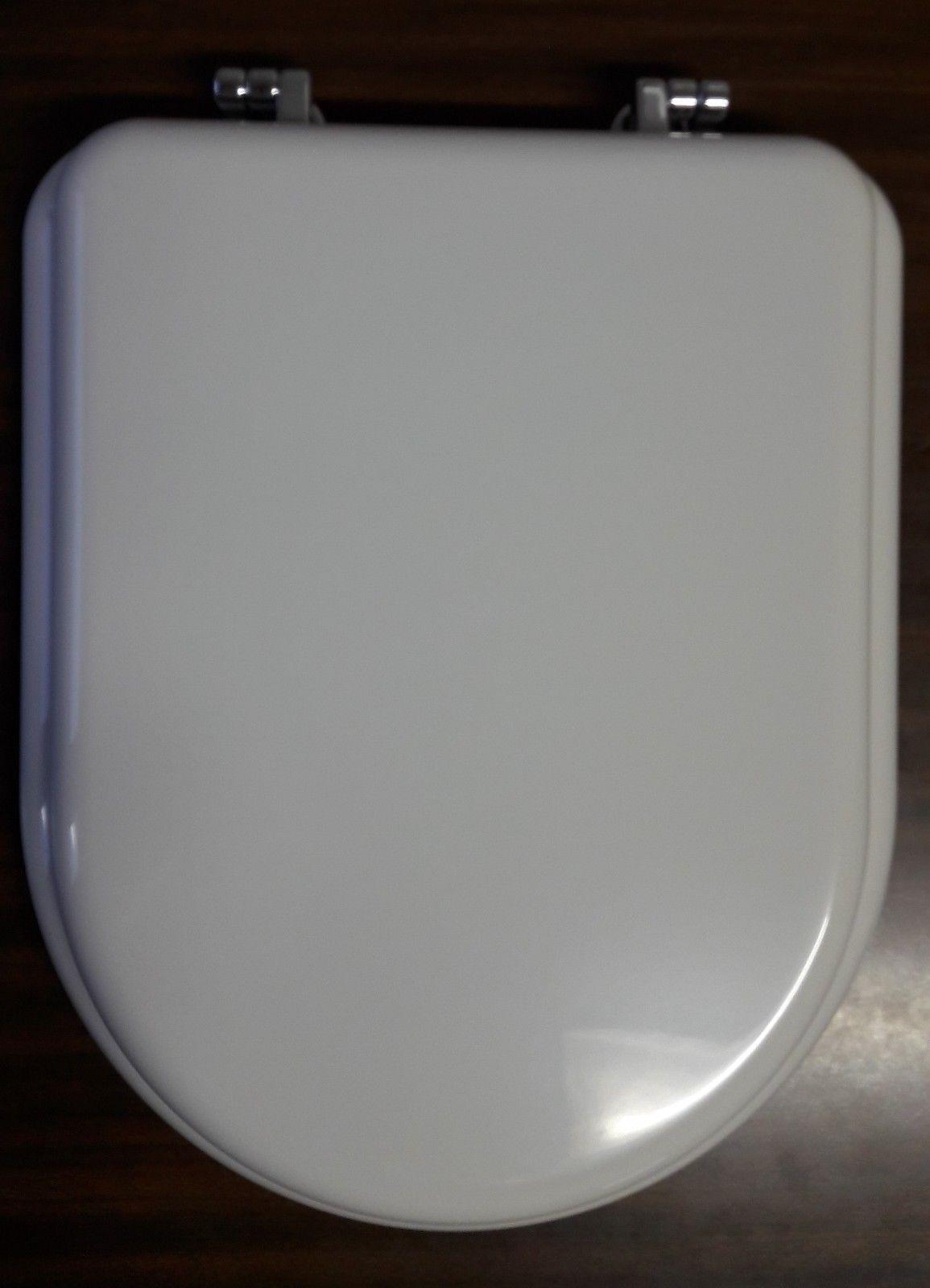 Sedile wc clodia ceramica dolomite bianco coperchio for Seba arredo bagno