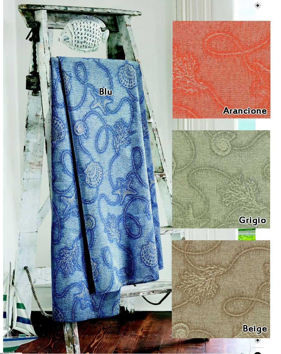 Telo arredo copritutto jacquard multiuso gran foulard for Arredo barche