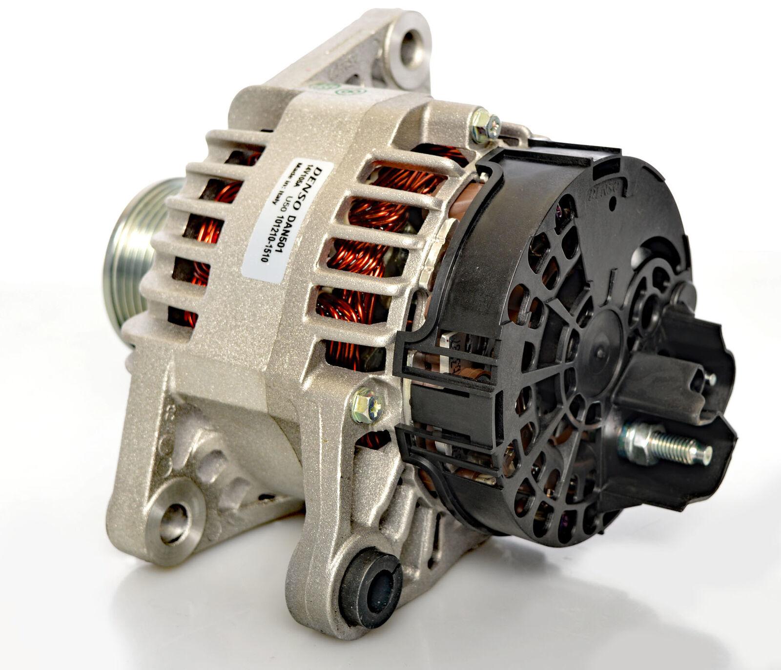 """Alternatore NUOVO /""""DENSO/"""" 105 A Alfa Romeo 147 156 145 GT 1.9 JTD JTDm 8V 16V"""