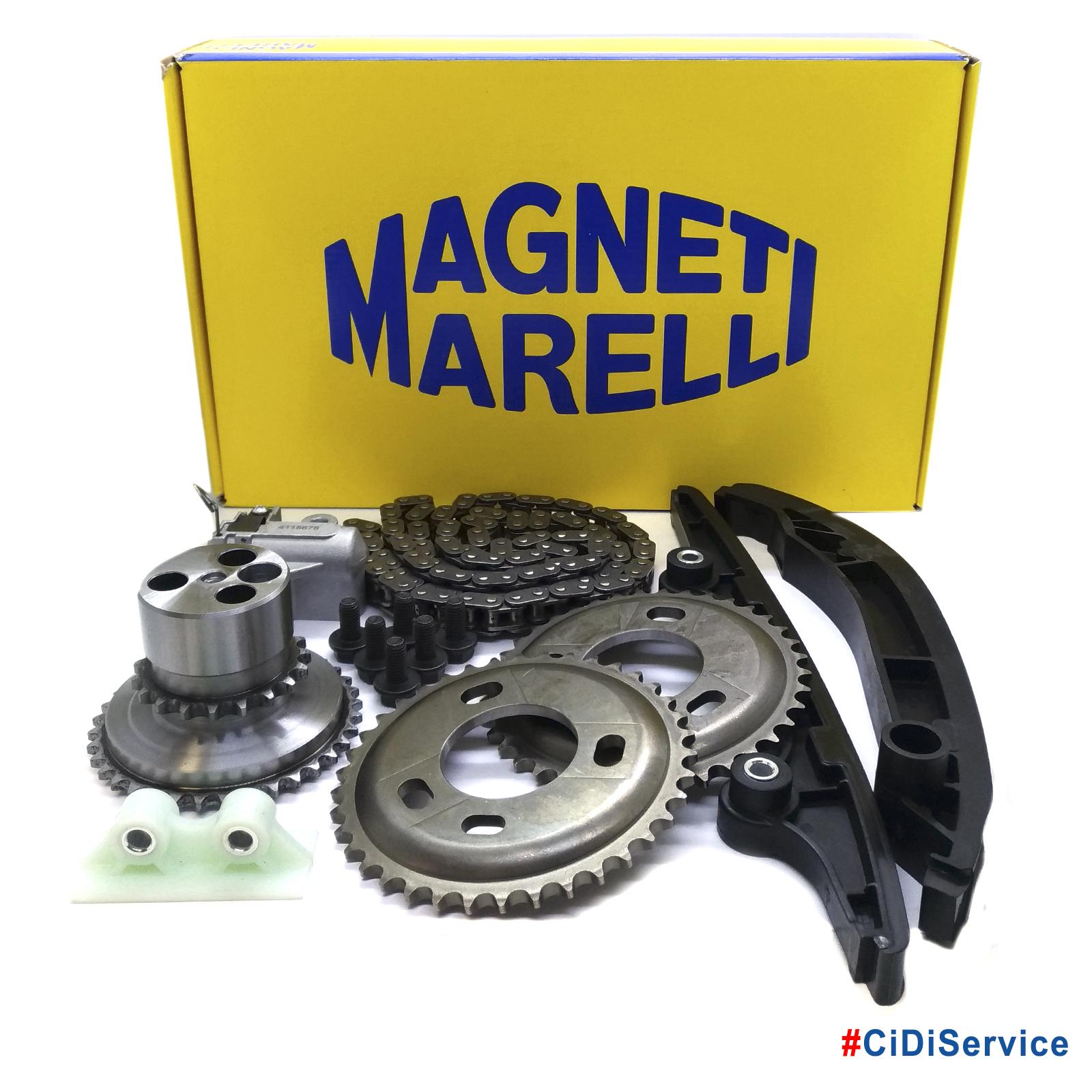 Kit Catena Distribuzione Magneti Marelli Fiat Ducato ...