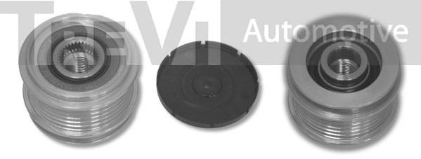 PULEGGIA ALTERNATORE TREVI AUTOMOTIVE CODICE AP1004 F-227628.6 F.227628.7