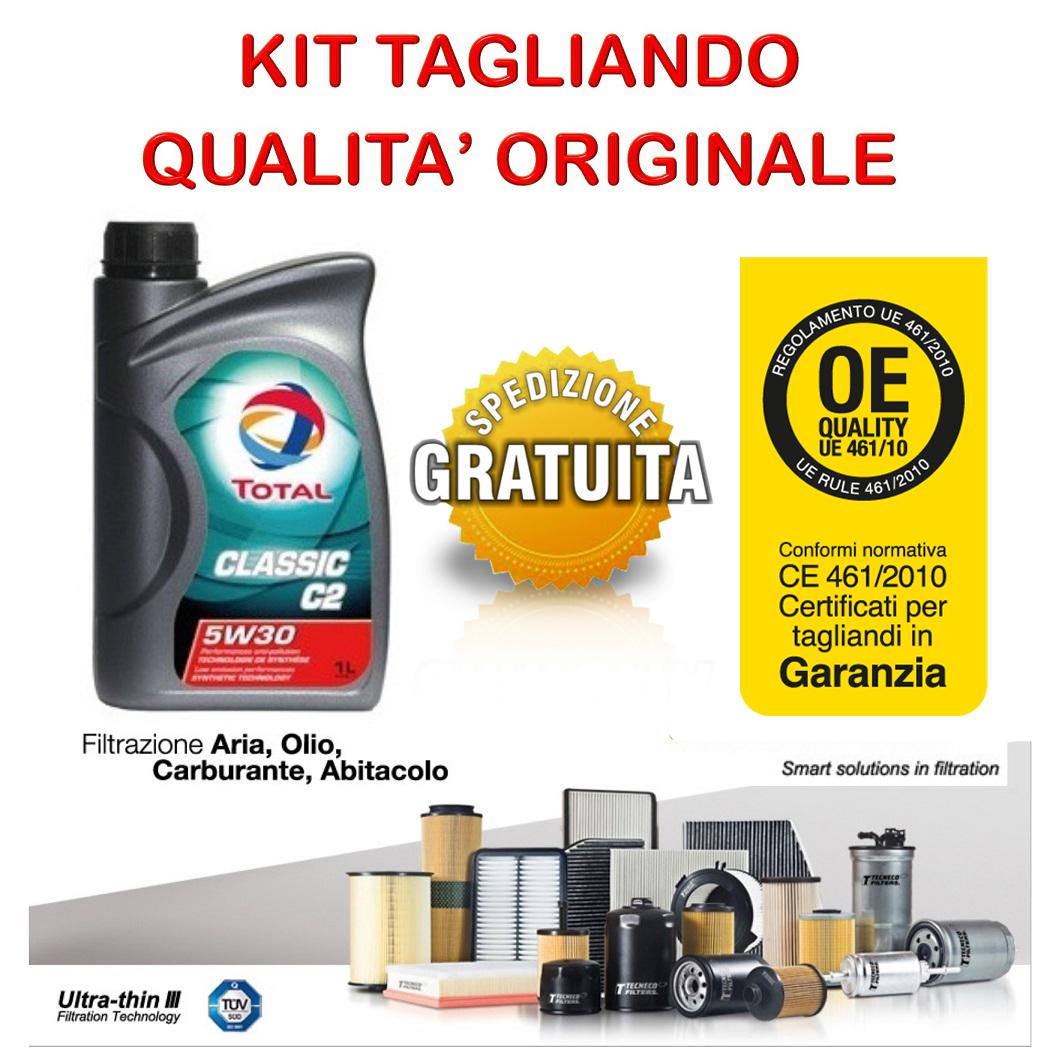 COMLINE FILTRO CARBURANTE eff122 FIT TOYOTA AYGO 1.4 HDi 2006-2007 OE Qualità Parte