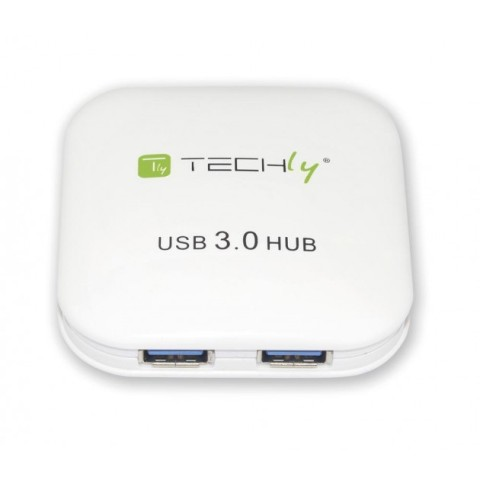 Techly Hub USB 3.0