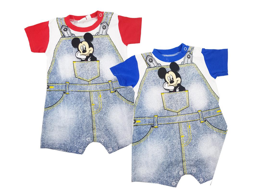 Mickey Mouse Bimbo Pagliaccetto