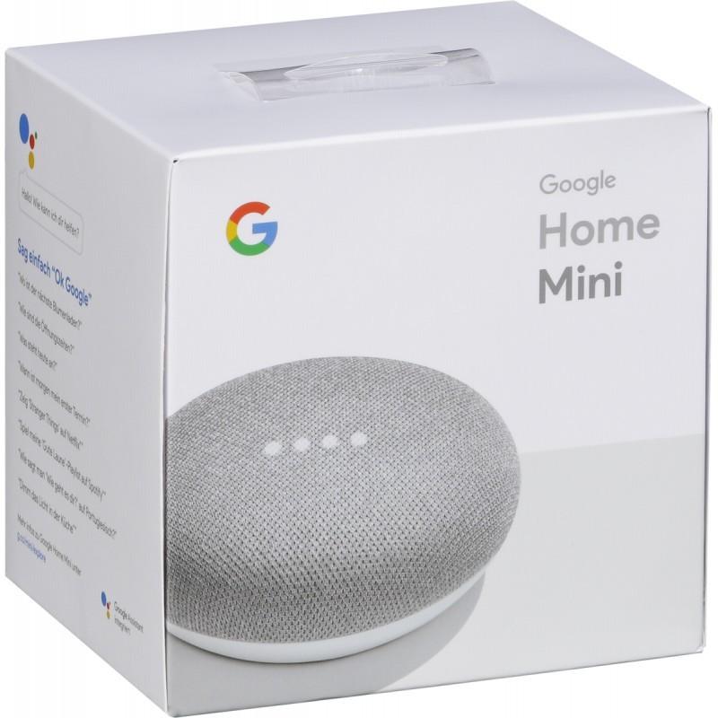 Assistente Google SMART SPEAKER GOOGLE HOME MINI ANDROID BODY 3D